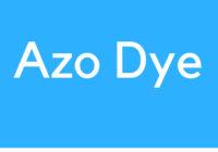 Medical Definition of Azo Dye