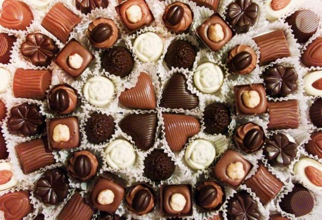 Frequent Chocolate Consumption May Have Slimming Effects