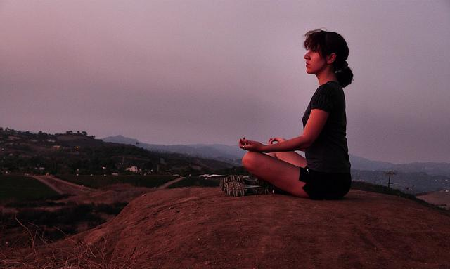 Meditation as a Weight Loss Aid