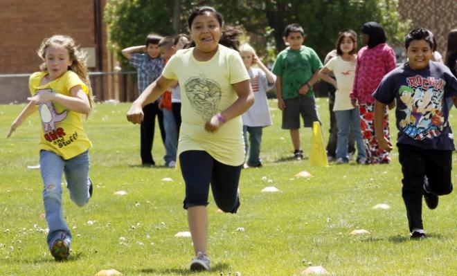 Most Children Do Not Perform 7 Minutes of Rigorous Exercise a Day, Study Says