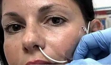 New Nose Drip Crash Diet Gaining Popularity Among Brides-To-Be