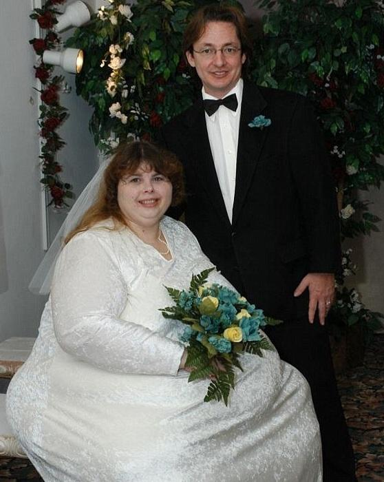 World Heaviest Woman Determined to Lose Weight by Having Sexathons With Her Ex-Husband