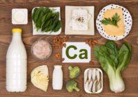 Calcium-containing foods